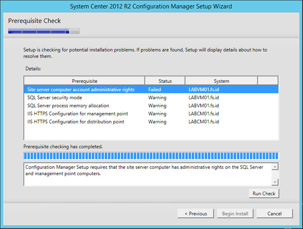System Center 2012 R2: Configuration Manager-Site Server
